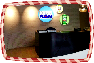 Welcome to Khee San Food Industries